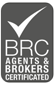 BRC Agents and Brokers Certificated